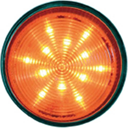LP1XMVO Blitzlampe, Oransj 12V