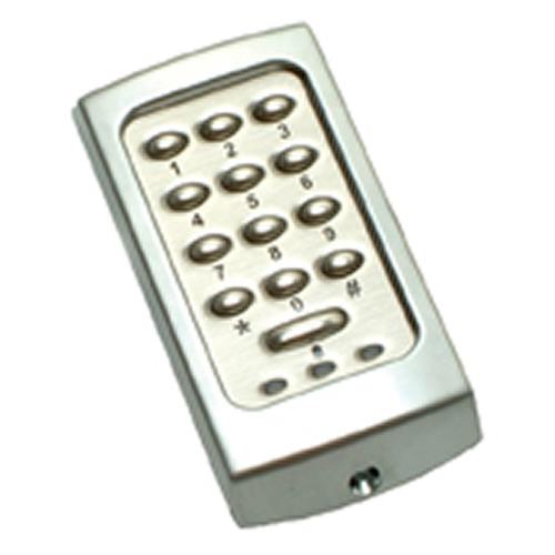 352-110 K50 S Tastatur stål