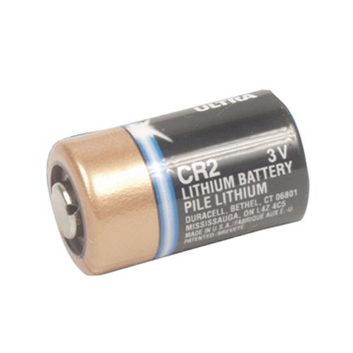 CR2, 3V Lithium Batteri