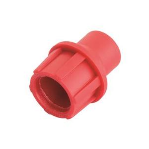 CaP/R Pushon Plastic Red
