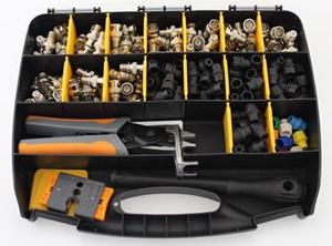 Kit 3-BNCPro - Large Kit Conn