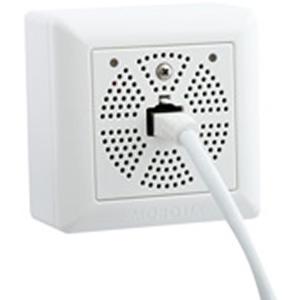 MX-2wire+ IP via 2-leder kabel