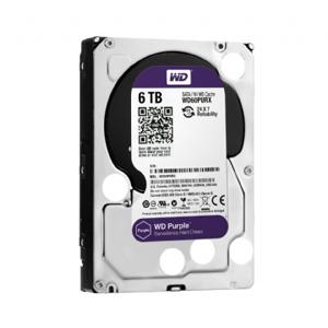 HDD WD60PURX Purple 6TB