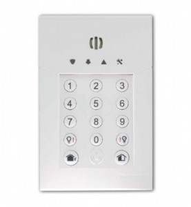 HON Wireless Keypad DO/LES