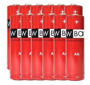 W Box (WBX0E-AA12PK) Batteri
