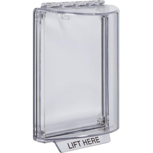 Universal Stopper clear, flush