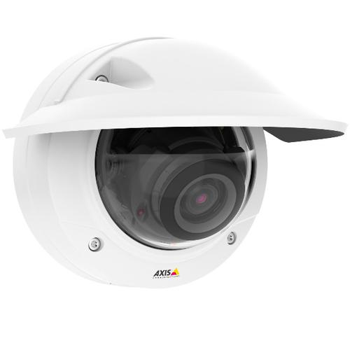 AXIS P3227-LVE 5 Megapixel Nettverkskamera - Farge - 3,50 mm - 10 mm - 2,9x Optical - Dome