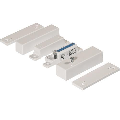 Alarmtech MC 446 - 26 mm Gap -  hvit