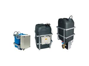 HOUSING MISC Tank 5l Washer Pump