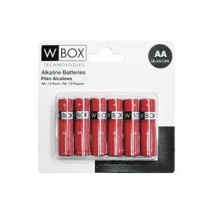 BATTERY AA Alkaline Pack 12
