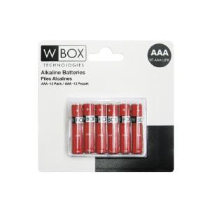 BATTERY AAA Alkaline Pack 12