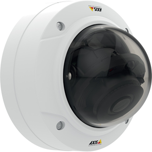 AXIS P3225-LVE MK II 2 Megapixel - Farge - 1920 x 1080 - 3 mm - 10,50 mm - 3,5x Optical - Kabel