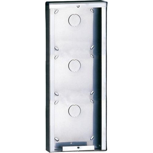 Comelit Monteringsboks - rustfri stål - Grå - Veggmontering