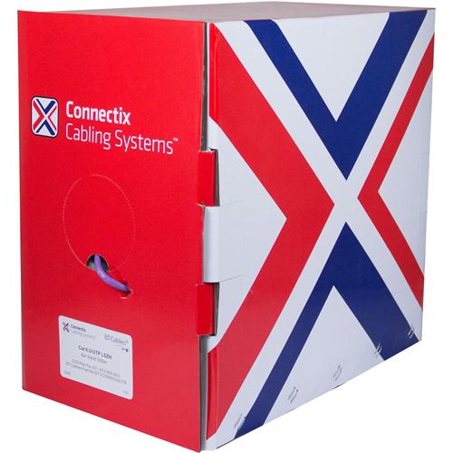 Connectix Kategori 6 Nettverkskabel - 305 m -Nettverkskabel