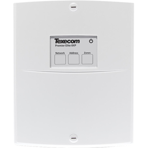 Texecom Premier Elite 8XP - For Kontrollpanel