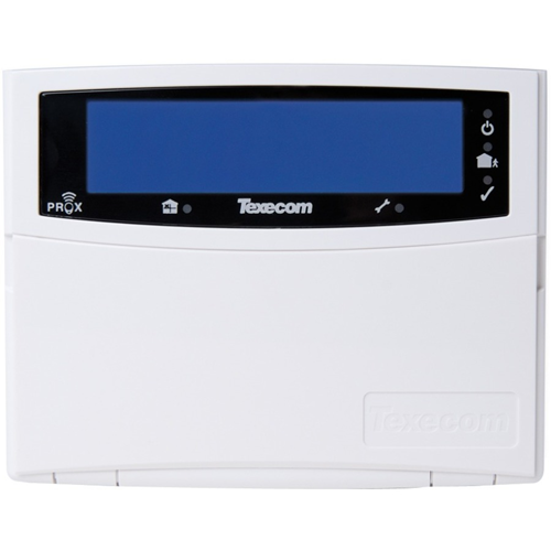 Texecom Premier Elite - For Kontrollpanel - Polymer