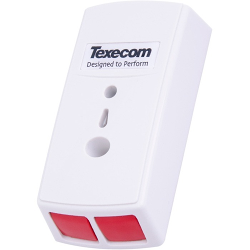 Texecom Premier Elite PA DP-W Push Button For Residential, kommersiell