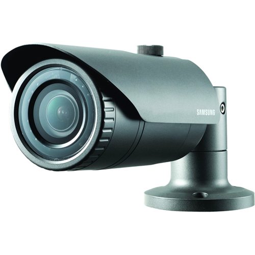 Hanwha WiseNet QNO-7080R 4 Megapixel - 1 Pakke - Farge, Monokrom - Motion JPEG, H.264 - 2592 x 1520 - 2,80 mm - 12 mm - 4,3x Optical - CMOS - Kabel