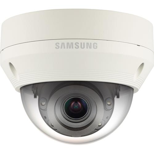 Hanwha Techwin WiseNet QNV-7080R 4 Megapixel - Monokrom, Farge - 30 m Night Vision - Motion JPEG, H.264 - 2688 x 1520 - 2,80 mm - 12 mm - 4,3x Optical - CMOS - Kabel - Veggmontering, Stangmontering