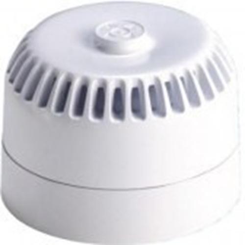 Eaton RoLP sikkerhet Alarm - 28 V DC - 102 dB - Hørbar - Hvit