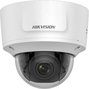 Hikvision DS-2CD2743G0-IZS 4 Megapixel - Farge - 30 m Night Vision - H.264 - 2560 x 1440 - 2,80 mm - 12 mm - 4,3x Optical - CMOS - Kabel - Veggmontering, Stangmontering