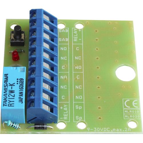 Alarmtech RC 010 - For Kontrollpanel