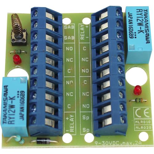 Alarmtech RC 020 - For Kontrollpanel