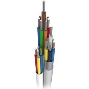 Kabel myk 4-leder halogenfri