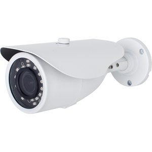 W Box WBXIB28122MW 2 Megapixel - Monokrom, Farge - 40 m Night Vision - Motion JPEG, H.264 - 1920 x 1080 - 2,80 mm - 12 mm - 4,3x Optical - CMOS - Kabel