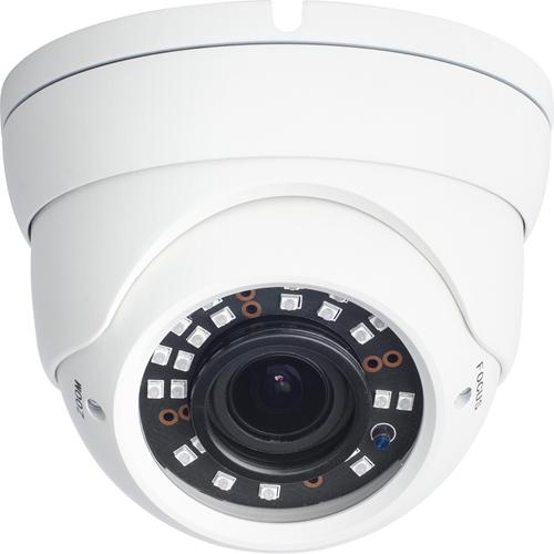 W Box WBXID28122MW 2 Megapixel - Monokrom, Farge - 30 m Night Vision - Motion JPEG, H.264 - 1920 x 1080 - 2,80 mm - 12 mm - 4,3x Optical - CMOS - Kabel