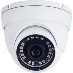 W Box WBXID284MW 4 Megapixel - Monokrom, Farge - 30 m Night Vision - Motion JPEG, H.264 - 2592 x 1520 - 2,80 mm - CMOS - Kabel
