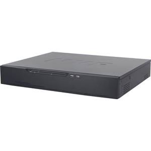 W Box WBXNV16P164S4T - 16 Channels - H.264, MPEG-4 Formats - 4 TB Harddisk - 30 Fps - 1 Audio In - 1 Audio Out - 1 VGA Out - HDMI