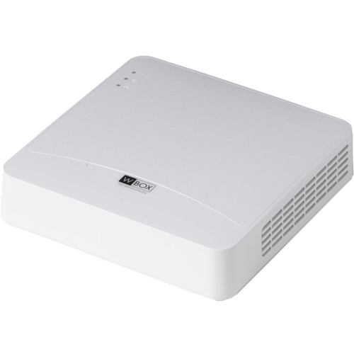 W Box WBXRA040E mini DVR, U/HDD 4k